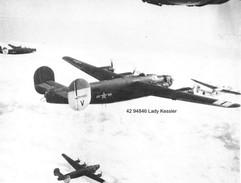 B-24 Lady Kessler