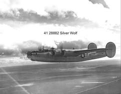 B-24 Silver Wolf