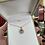 Thumbnail: Diamond & Morganite Rose Gold Necklace