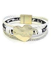 Snow Leopard Bracelet