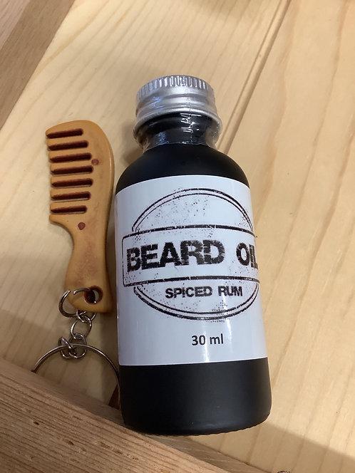 Fancy Bearded Man Pack