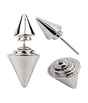 Double Sided Metal Cone
