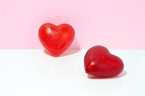 Hollow Heart Candy