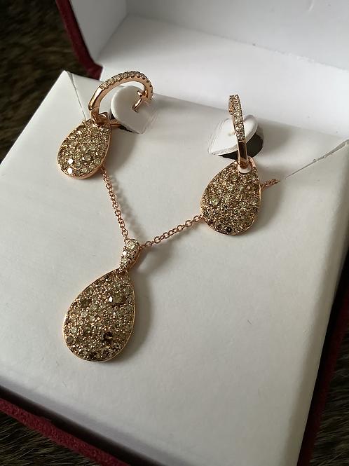 EFFY Designer Necklace & Earring Set