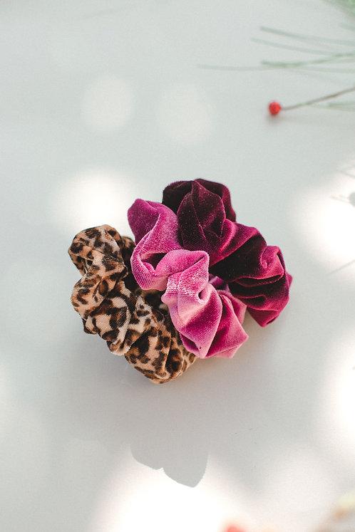 Valentine Scrunchie 3 Pack