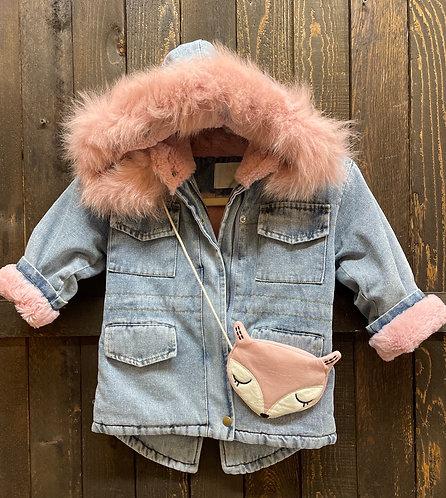 Little Fashionista Coat