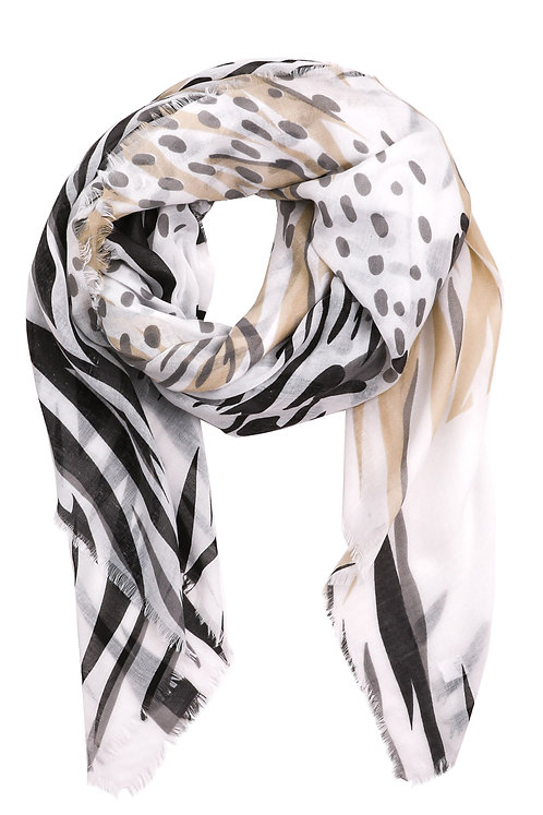 Wild Style Sheer Scarf