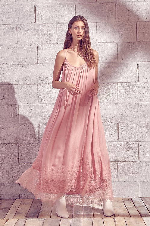 Rosè All Day or Night Gown