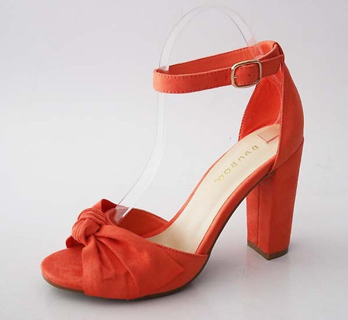 Coral Knot Heel