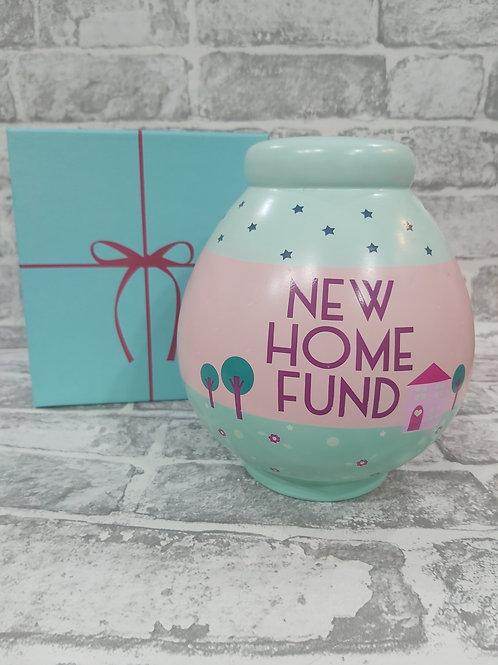 Ceramic Savings Pot