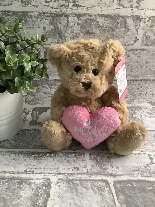 Best Mummy Teddy Bear
