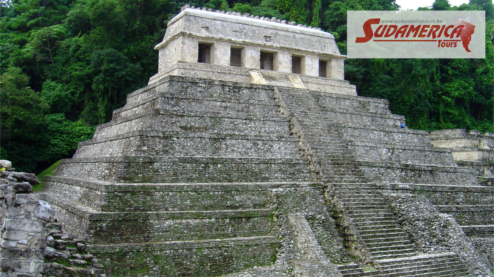 Mexique Palenque 4