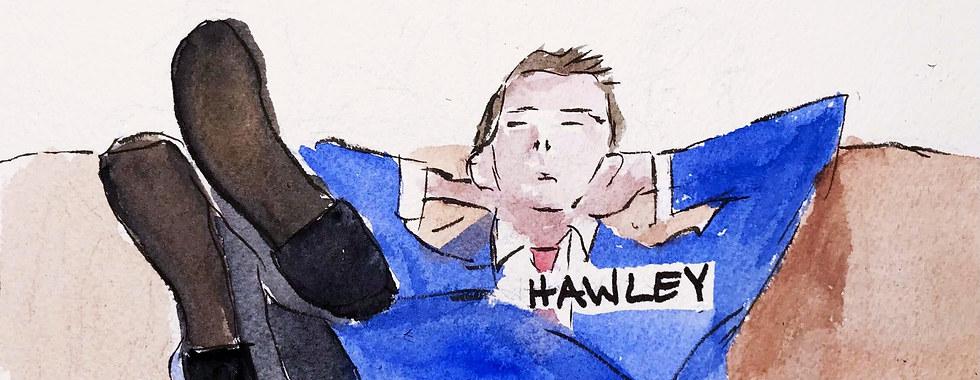 Josh Hawley needs to be expelled from Congress. #ExpelHawley