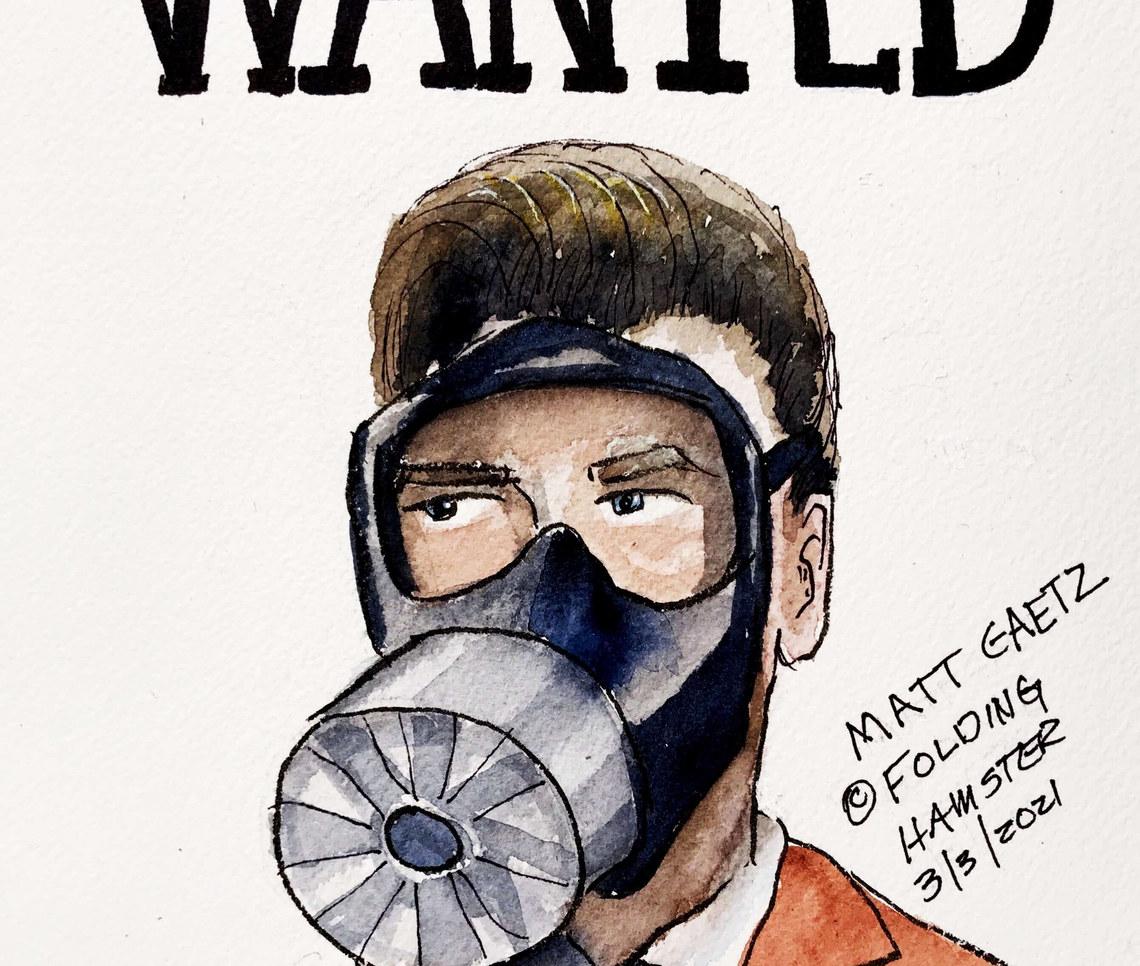 Matt Gaetz (Rapey McForehead) is being investigated for child sex trafficking. #FloridaMan