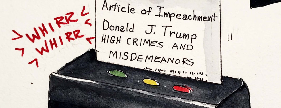 These senators voted to refuse Trump's trial for inciting an insurrection where five people were killed, police were beaten, and their very lives were threatened, yet they voted to impeach Bill Clinton for lying about a blowjob: Roy Blunt, Mitch McConnell, Richard Burr, Mike Crapo, Jim Inhofe, Lindsey Graham.