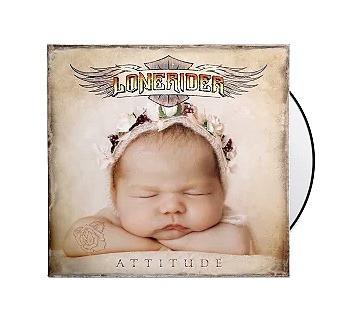 """Lonerider """"Attitude"""" CD"""