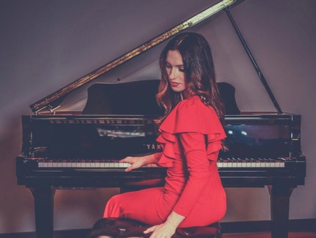 Incredible Pianist, Kayla Peeters, shows us what love really sounds like!
