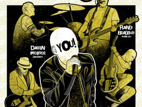 PUNK ROCK KARAOKE 'SING ALONG'