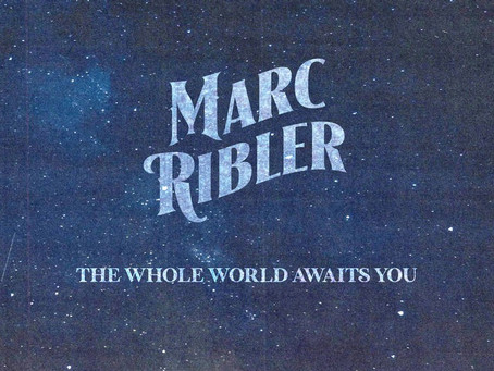 Singer-Songwriter-Musician-Producer Marc Ribler Releasing New Solo Album on July 16!