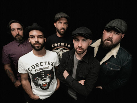 Celtic Punks The Rumjacks Release New Album 'Hestia'!