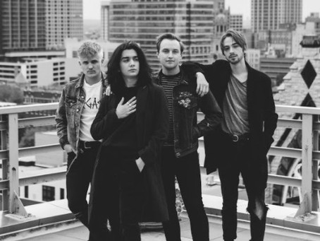 """Milwaukee Alt-Rockers THE KEYSTONES Return With New Frontman and Bold New Single """"Cut To The Chase"""""""