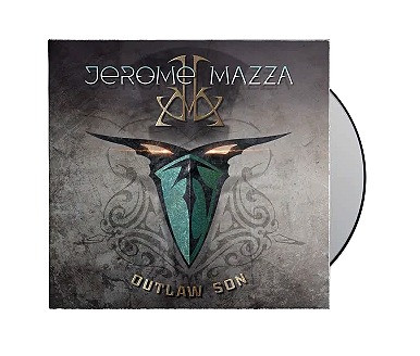 """Jerome Mazza - """"Outlaw Son"""" CD"""