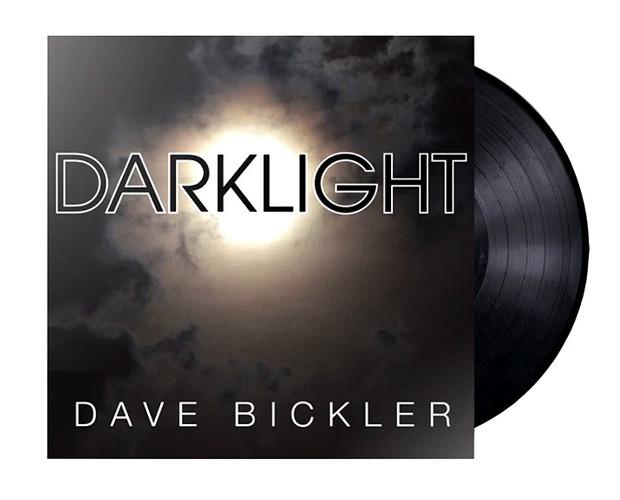 "Dave Bickler ""Darklight"" Vinyl Black"