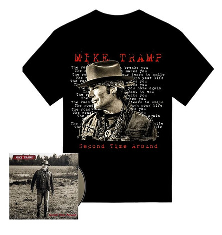 Mike Tramp - Second Time Around CD Bundle