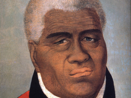 The Legend of the birth of King Kamehameha the Great and the chief who saved him!