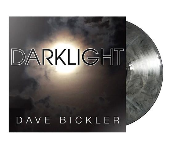 "Dave Bickler - ""Darklight"" LTD Edtition Gray Marble Vinyl"