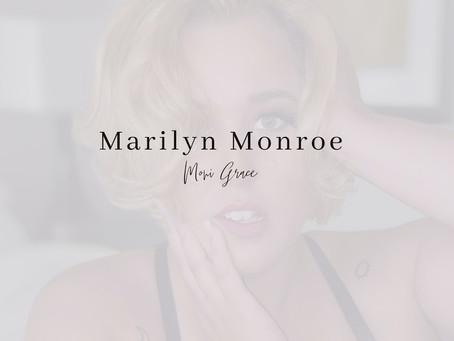 "POP-PUNK SINGER-SONGWRITER MONI GRACE RELEASES NEW SINGLE, ""MARILYN MONROE""!"