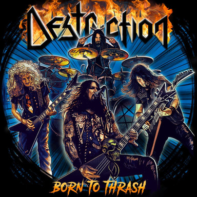 Destruction - Born To Thrash