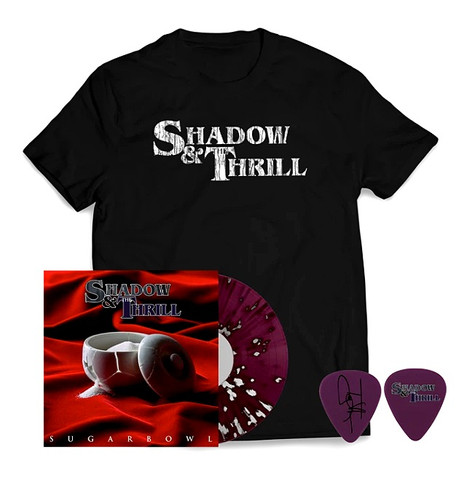 Shadow & The Thrill - Sugarbowl Vinyl Bundle
