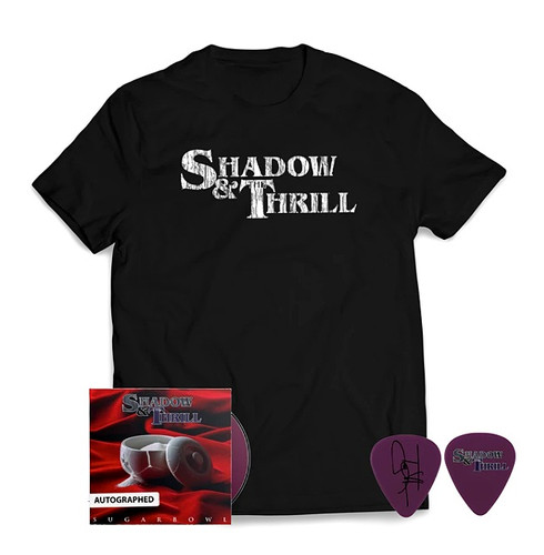Shadow & The Thrill - Sugarbowl CD Bundle (Autographed)