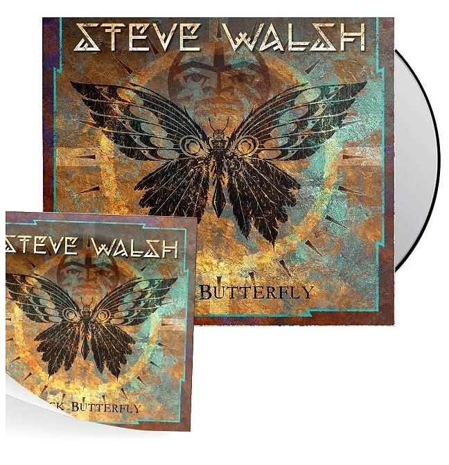 "Steve Walsh ""Black Butterfly"" CD Bundle"