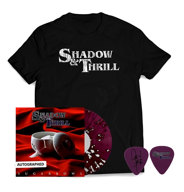 Shadow & The Thrill - Sugarbowl Vinyl Bundle (Autographed)