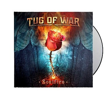 Tug Of War- Soulfire CD