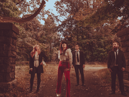 """Philly Rockers SORAIA Crack Billboard Charts With Dynamic Single """"Tight Lipped""""!"""