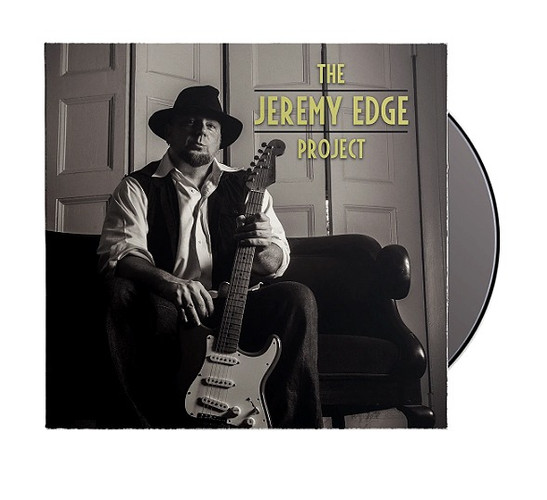 """The Jeremy Edge Project - """"Self-Titled"""" CD"""