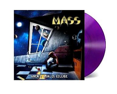 MASS - When 2 Worlds Collide LP
