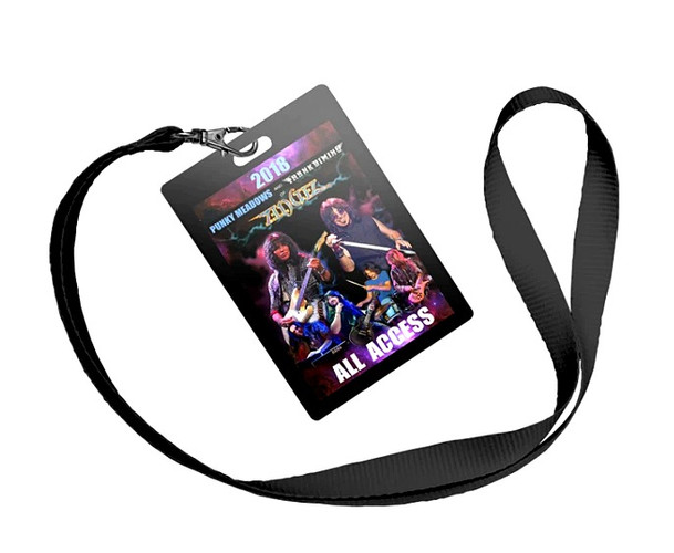 Angel - 2018 Limited Edition Tour Laminate