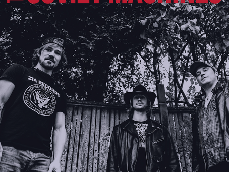 Minneapolis Rockers The Soviet Machines Drop Self-Titled Debut Album- Now Streaming Everywhere