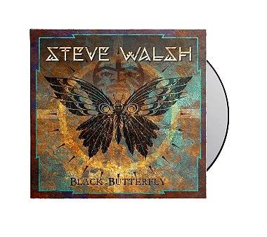 """Steve Walsh - """"Black Butterfly"""" CD"""