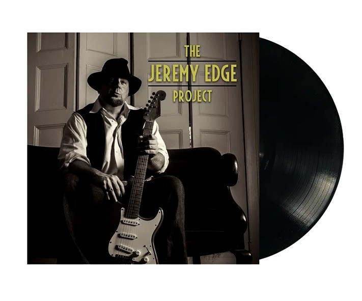 "The Jeremy Edge Project - ""Self-Titled"" Vinyl"