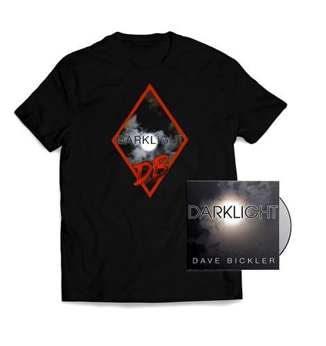 """Dave Bickler """"Darklight"""" CD Bundle"""