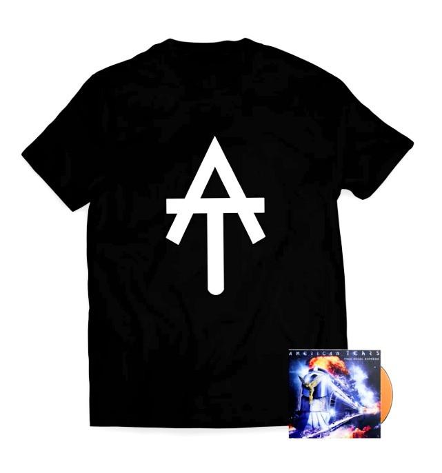 American Tears - Shirt and Free Angel Express CD Bundle