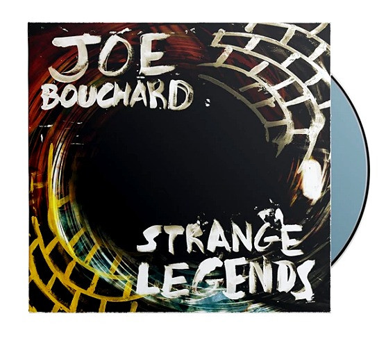 Joe Bouchard - Strange Legends CD