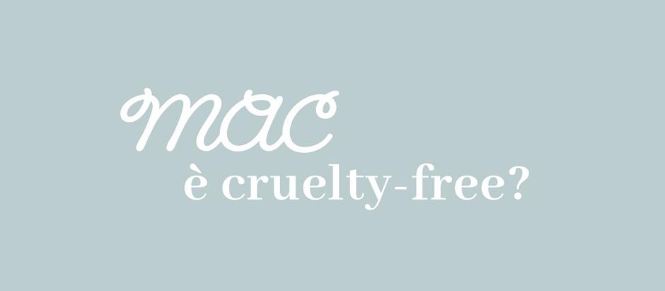 MAC è cruelty-free?