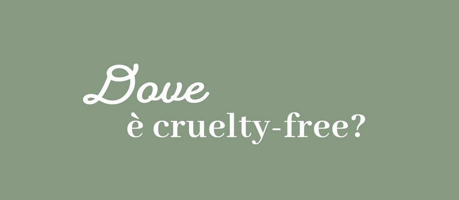 Dove è cruelty-free?