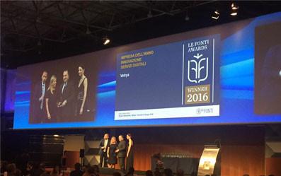 Premio Le Fonti, Borsa Italiana Milano